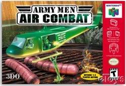 Army Men - Air Combat (USA) Box Scan